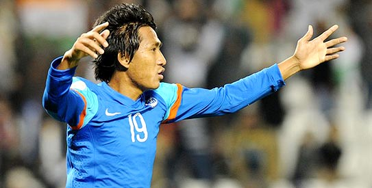 india football, fifa, football in india