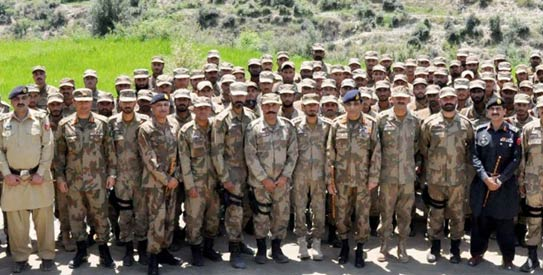 Army ends operation in Central Kurram