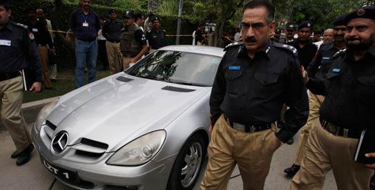 Slain Salman Taseer's son kidnapped