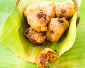 Sugiyan - a local delicacy