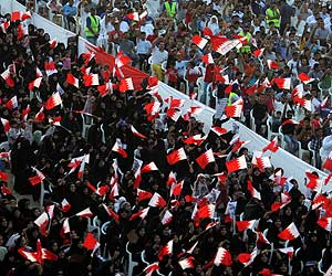 Bahrain jails protest Shia's for life: prosecutor