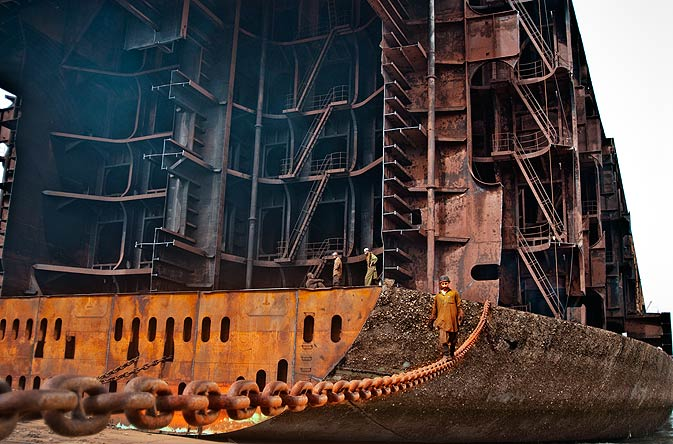 ship breaking yard and its impacts Are icebreakers changing the climate  scientists blog from antarctica and provide a glimpse of what it's like to do  breaking trail arctic sea ice reflects.