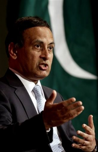 Haqqani's stint in the US comes to an end