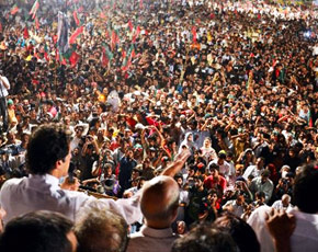 Why some liberals are supporting Imran Khan