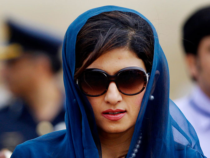 Foreign Minister Hina Rabbani Khar told Clinton Sunday Nov. 27, 2011 that the attack was unacceptable, showed complete disregard for human life and sparked rage within Pakistan. ? AP File Photo.