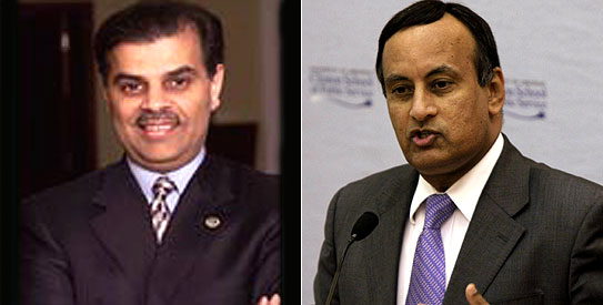 Haqqani, Ijaz keep up their internet war