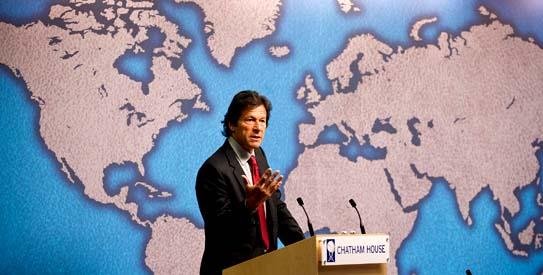 I grew up hating India: Imran Khan
