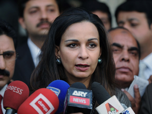 How Sherry Rehman got the key diplomatic position