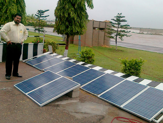 24-year-old Zaid Azam fulfilled his dream of being an entrepreneur by starting ?Sara Solar Pvt Ltd?. As Pakistan is an energy deficient country, Zaid felt his calling towards initiating the solution by using solar power. With the aim to provide better service, long term warrantee and complete solar solutions to its client. He hope to provide solar energy to rural areas. Zaid said that he believes any thing is possible in Pakistan and that Pakistan is not behind any other country in terms of technical knowledge. ? P