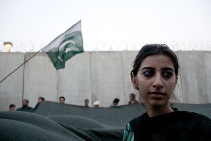 ?We want transparency and accountability of any secret or political games happening between the US and Pakistan. We want open disclosure of information of whatever is happening in the corridors of power in our country today,? said Bemisal, an International Relations student and one of the organisers.