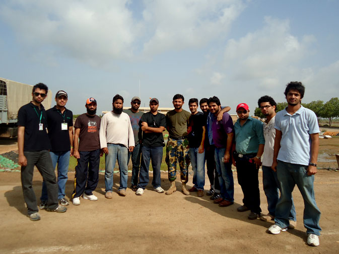 Taabeer is a philanthropic organization established by young undergrads from various Pakistani universities. Tabeer's motto is ?identifying different ways through which we can fulfill the dreams of the less privileged people around us?. The organization's strategy differs from others since they don?t believe in distributing donations only. The young volunteers at Tabeer first assess a situation then figure out the best way to help. So far they have provided funds for weddings to help young women get married, bought