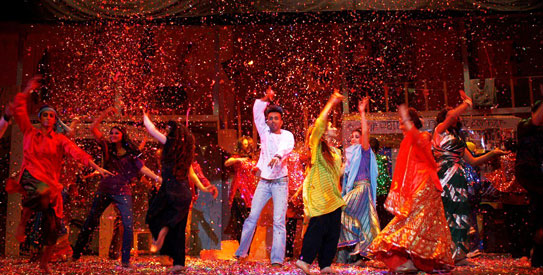 A scene from Shah Sharahbeel's Bombay Dreams final — Photo courtesy Mohammad Talha Ghouri
