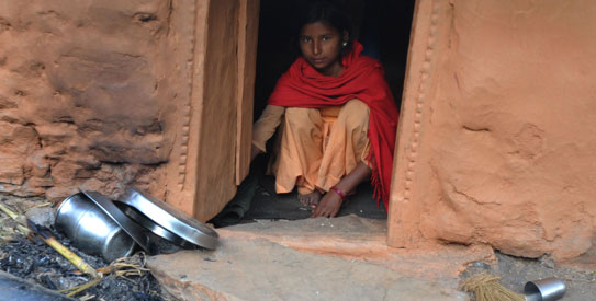 Nepali girls confined by stigma and superstition