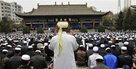 Muslims clash with China police who destroyed mosque