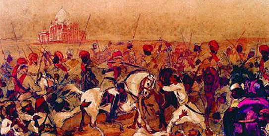 the sepoy rebellion a turning point As a result of the sepoy mutiny, which some call the indian rebellion of 1857,  what were the results of the sepoy mutiny a.