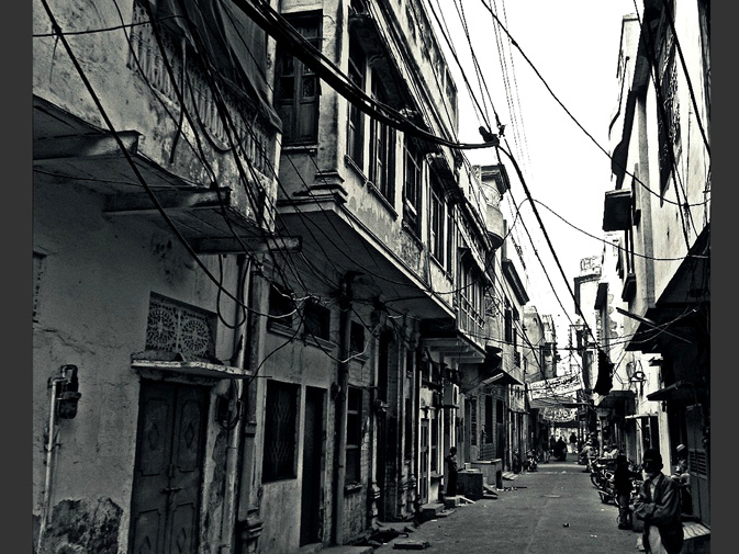 Days gone by. -Photo by Taimur Alam Butt, 30, Lahore.