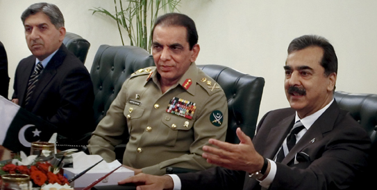 The DG ISI did not want an extension, particularly after the bitter memogate episode, which had reportedly distanced him from the prime minister. – File photo