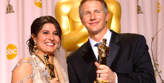 The women behind the Oscar