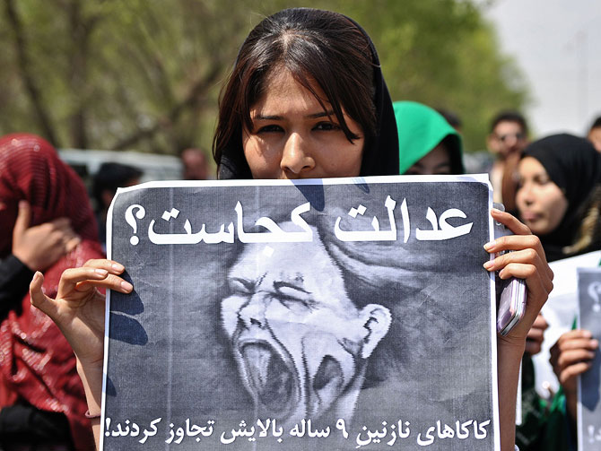 womens rights violations in afghanistan