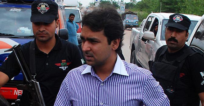 ANF calls Musa Gilani again in ephedrine quota case