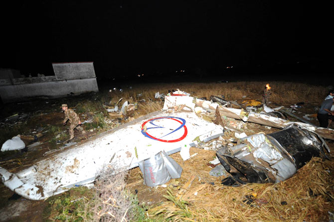 in pictures bhoja air crash near islamabad multimedia