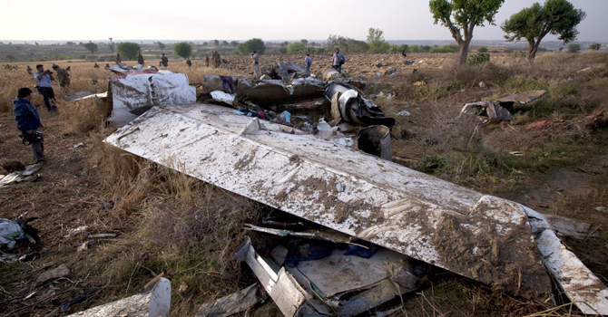 Bhoja Air, Pakistan plane crash