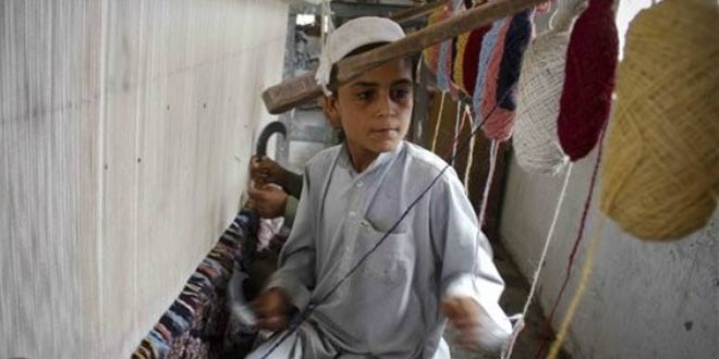 Child labor, a serious problem in Karachi: welfare organisation