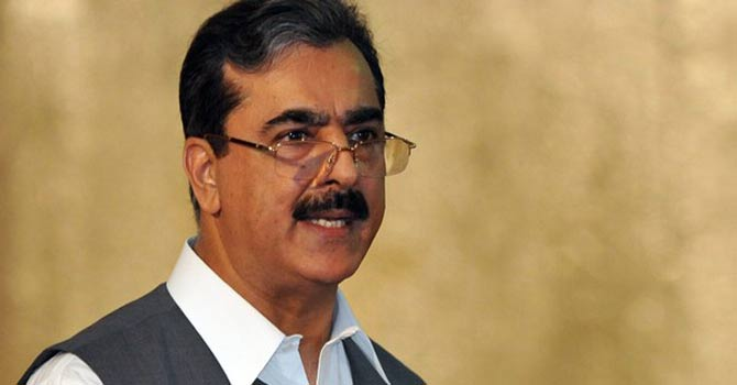 Prime Minister Yousuf Raza Gilani. — File Photo