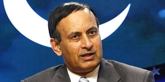 former ambassador to the United States Husain Haqqani