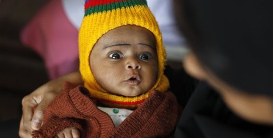 Indian infant mortality rate up to 70 per cent: report