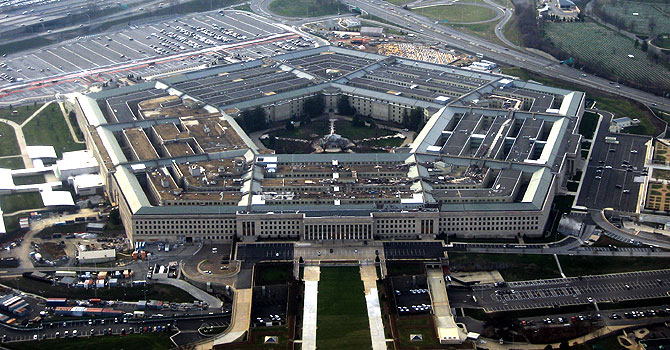The Pentagon has suspended a course that contained material that could be considered offensive towards Islam. - File photo courtesy Creative Commons