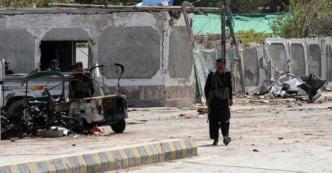 Two killed in Quetta firing