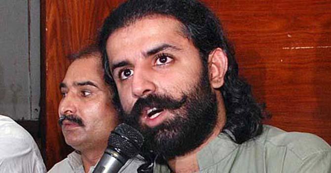 Shahzain Bugti