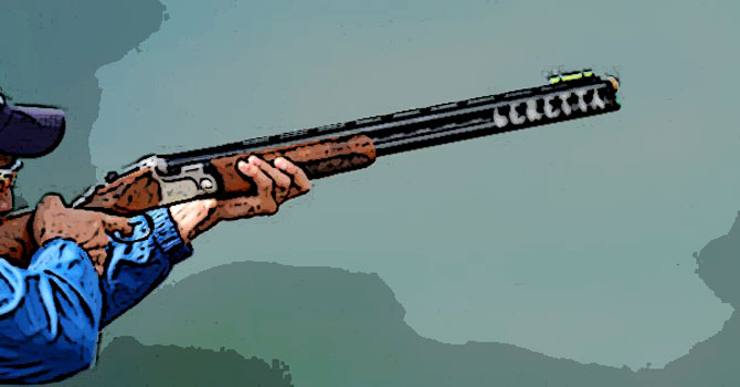 "Pakistan will be able to send one shooter in the ""Skeet"" category at the London Olympics."