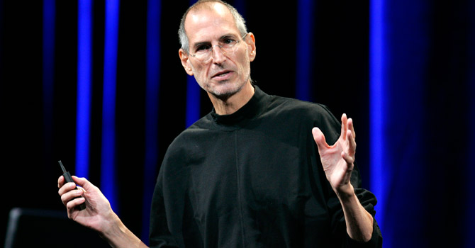 Steve Jobs had the charisma to make a MagSafe power adaptor sound sexy.