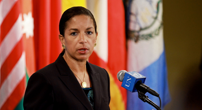 United Nations Susan Rice