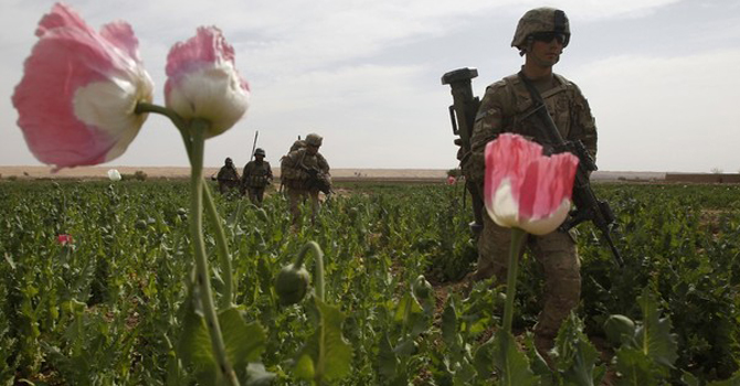 US-soldiers-walk-through-a-poppy-field-in-afghanistan