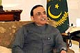 Zardari for use of carrot and stick in Lyari