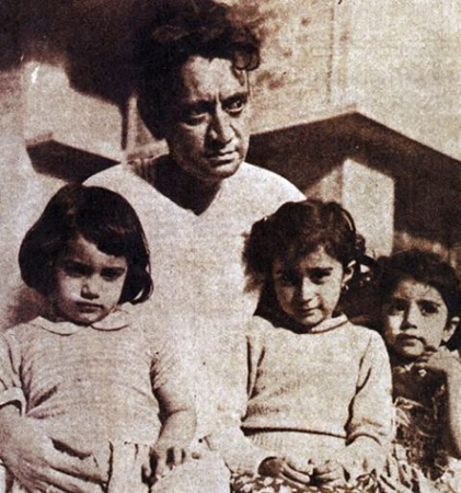 When Manto moved to Lahore he wrote every day so that he could support his family. Life became extremely hard for him. He lamented ?I write day and night to make a living. I have a wife and three young daughters. If any of them fall sick and I have to beg for their treatment I will be too distressed.?