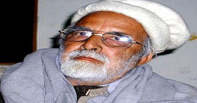 Ajmal Khattak – Dawn file photo