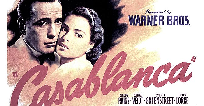 ''Casablanca'' turns 70 with free show on Facebook - DAWN.COM