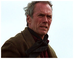 "Clint Eastwood in ""Unforgiven"""