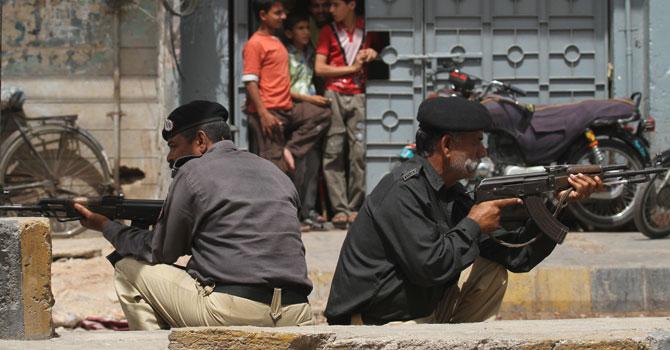 Lyari operation