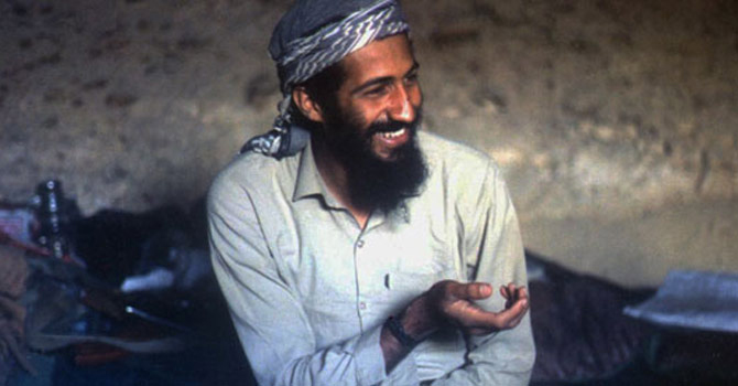 Osama bin Laden—File Photo