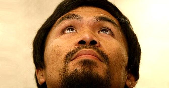 Manny Pacquiao, Pacquiao