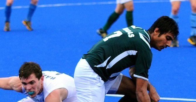 Pakistan were thrashed 4-0 by South Korea. – Photo courtesy AzlanShahCup.com