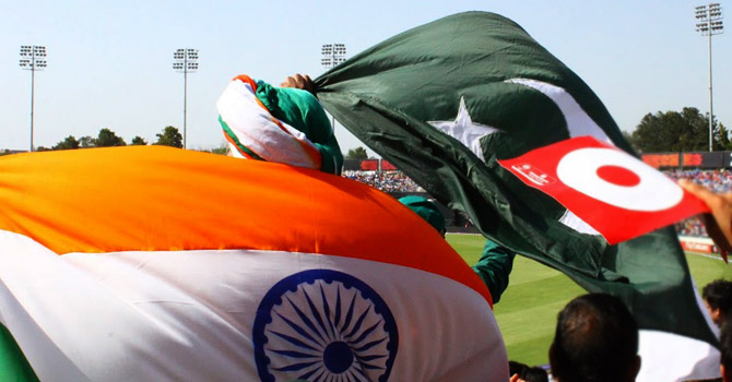 Pakistan and India have met on three occasions in multi-national events since Mumbai – Champions Trophy (2009 in South Africa), World Cup (2011 in Mohali) and Asia Cup (2012 in Dhaka). – File photo courtesy Sana Kazmi