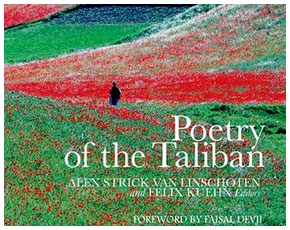 """Poetry of the Taliban"" book cover"