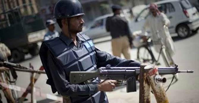 Quetta police. — File Photo