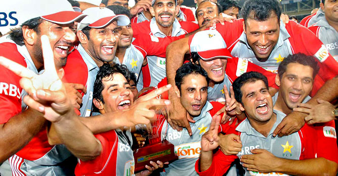 Sailkot Stallions won this year's National Super 8 Twenty20 tournament. – File photo by APP